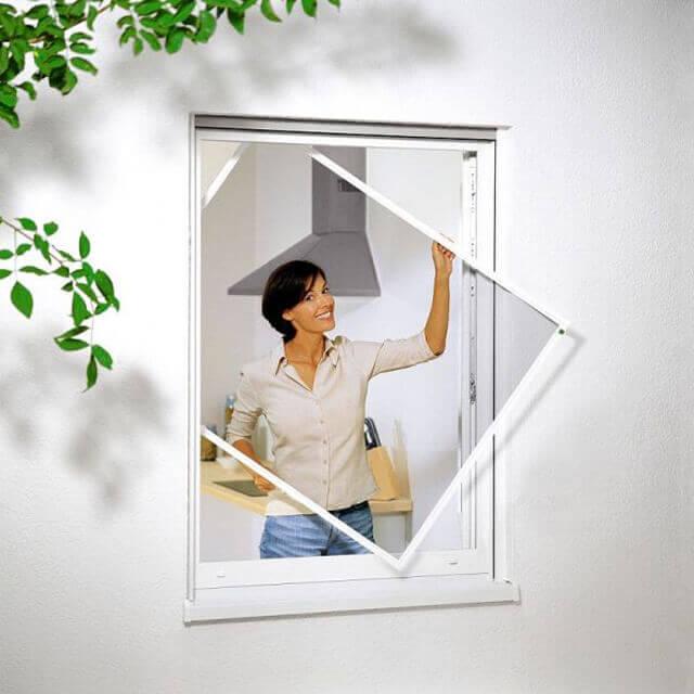 Insektenschutz für Spannrahmen