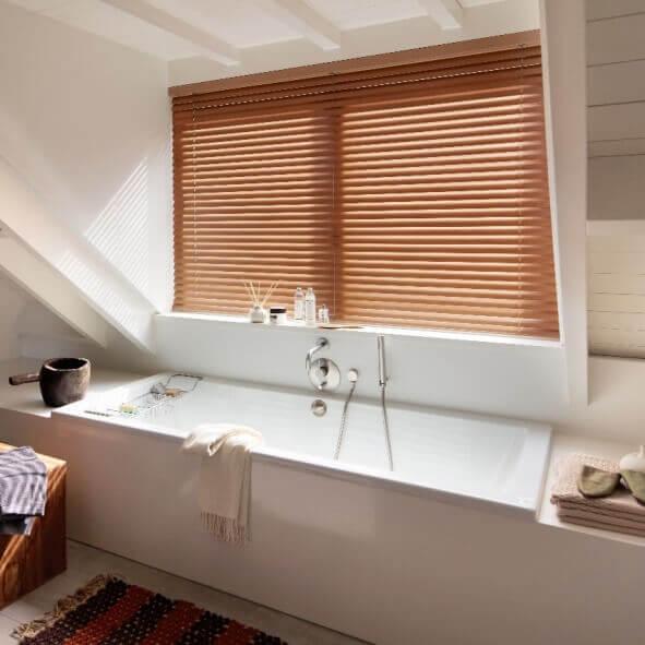 Jalousien in Badezimmerqualität Feuchtraum geeignet