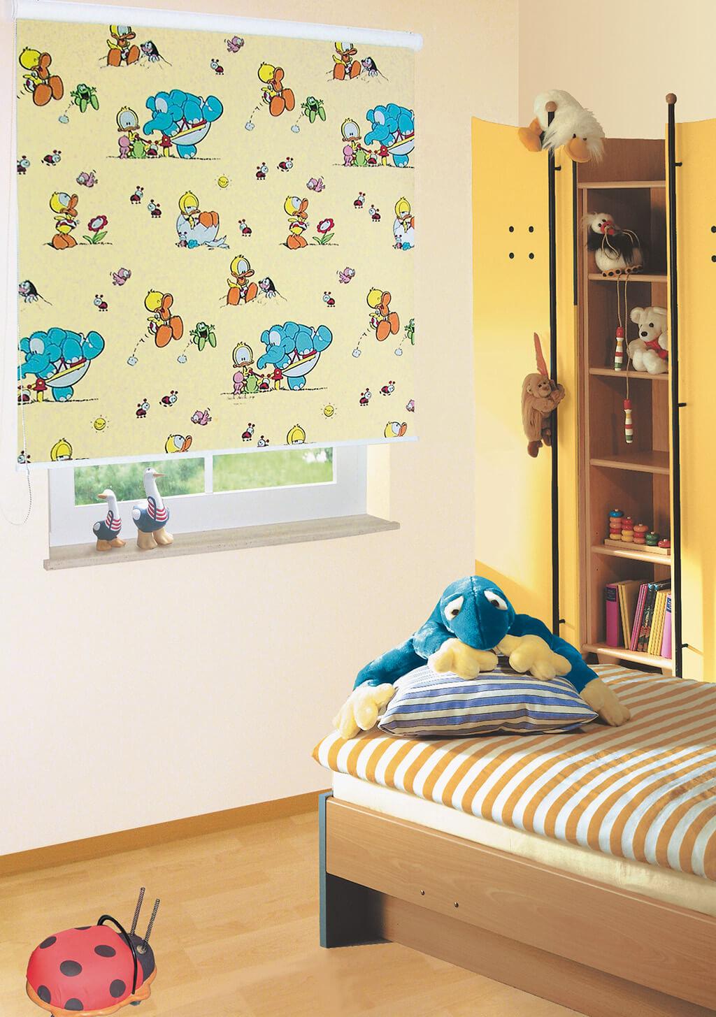 Rollo Dekor Kinderzimmer 01