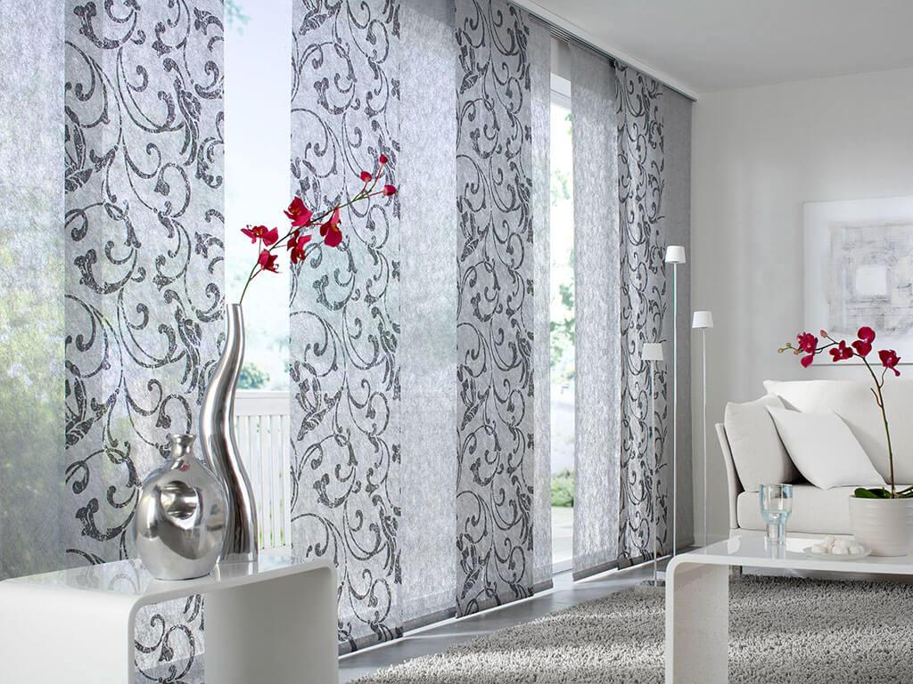 gardinen wohnzimmer katalog | jtleigh - hausgestaltung ideen, Wohnzimmer