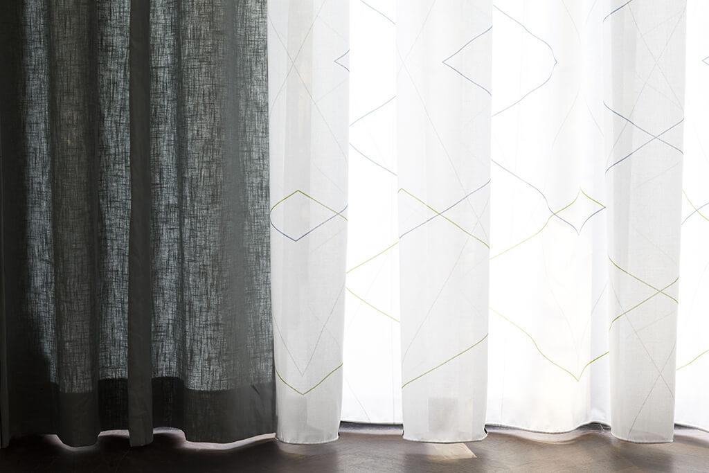 Vorhang Dekor 04 Detail 01