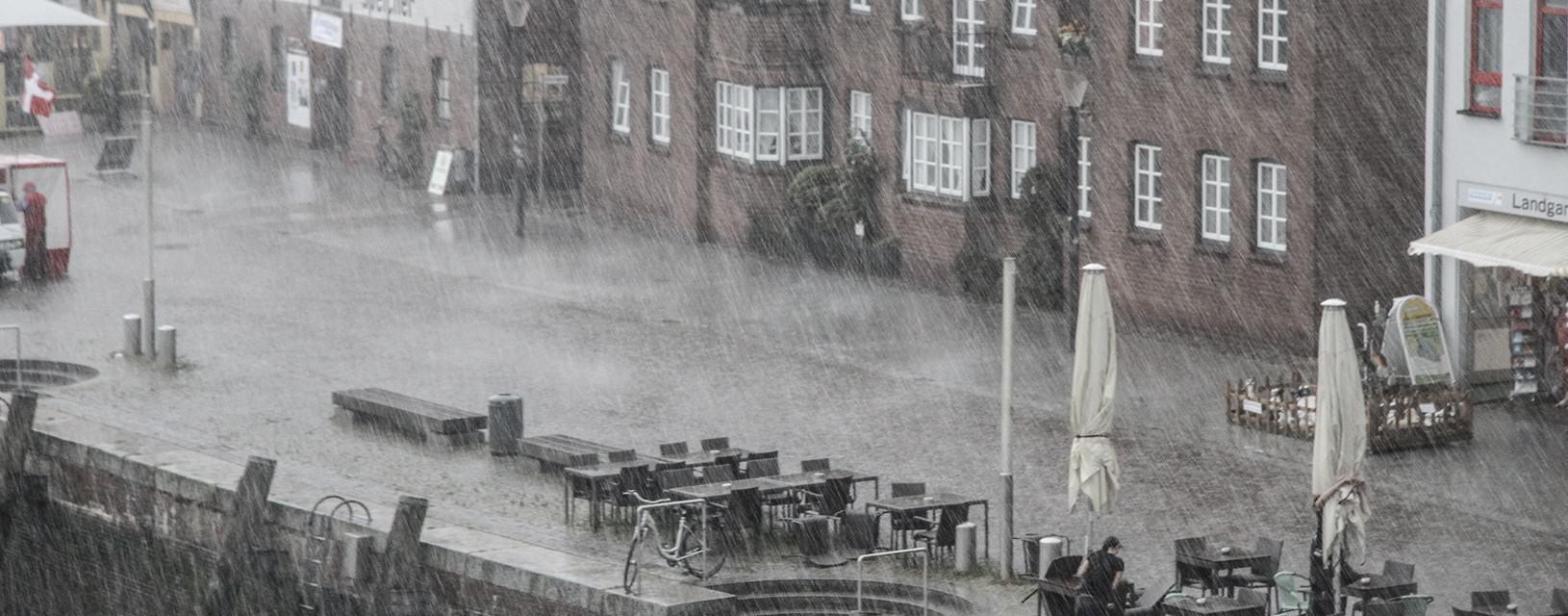 Windstabile Markisen: Mit dem Herbst kommen die Stürme