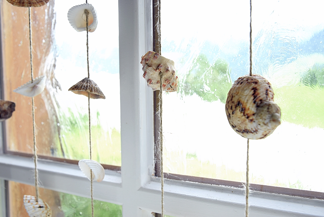 hängende maritime Fensterdeko