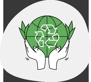 Luxaflex Jalousien werden umweltschonend hergestellt
