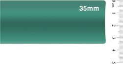 Grafik zu Lamellenbreite 35 mm
