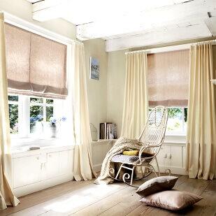raffrollo faltrollo aus stoff verdunkelung nach ma. Black Bedroom Furniture Sets. Home Design Ideas