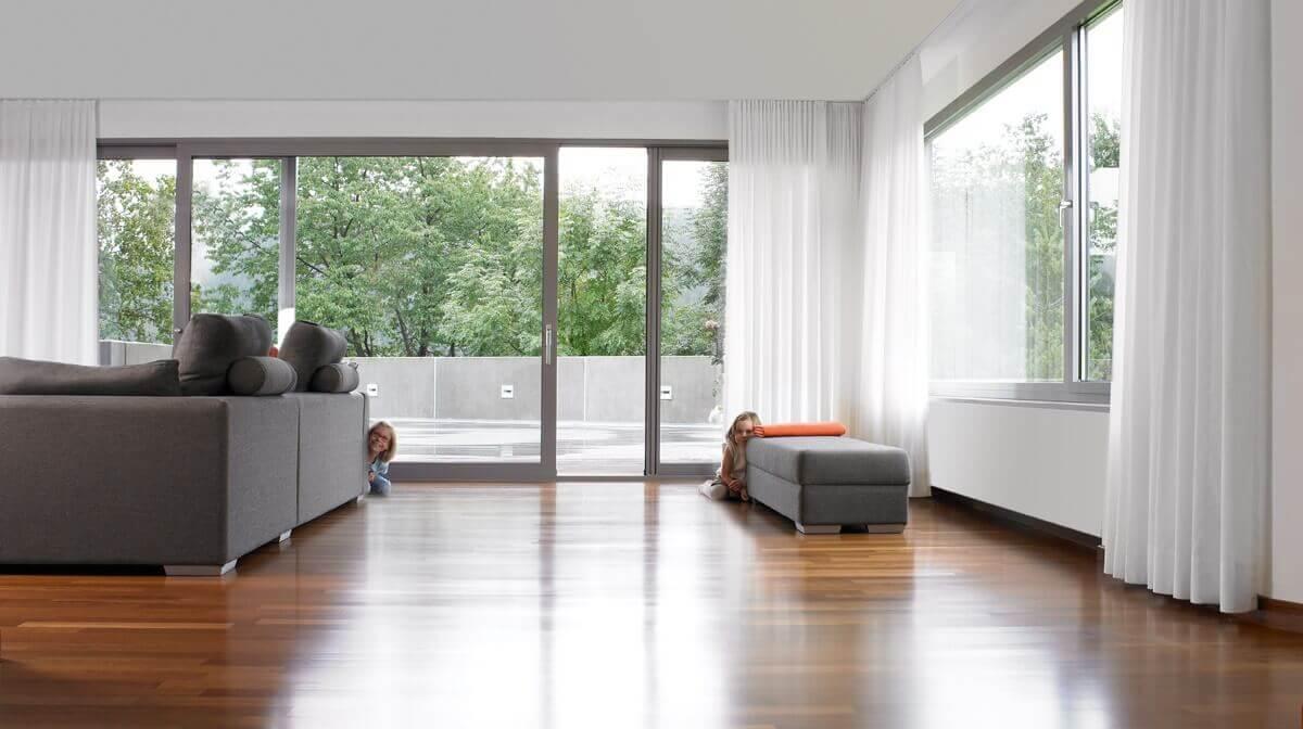Deckenschiene Vorhang vorhangschienen verschiedene designs für fenster und als raumteiler