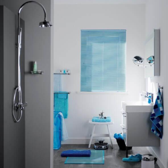 bad jalousien mit spezieller lackierung gegen hohe luftfeuchtigkeit. Black Bedroom Furniture Sets. Home Design Ideas
