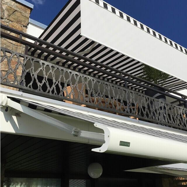 Gelenkarmmarkisen F R Balkon Terrasse G Nstig Kaufen