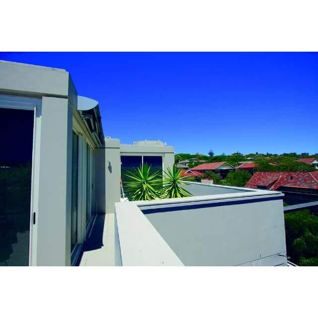 Schmalmarkise Ventura Trend für die Dachterrasse