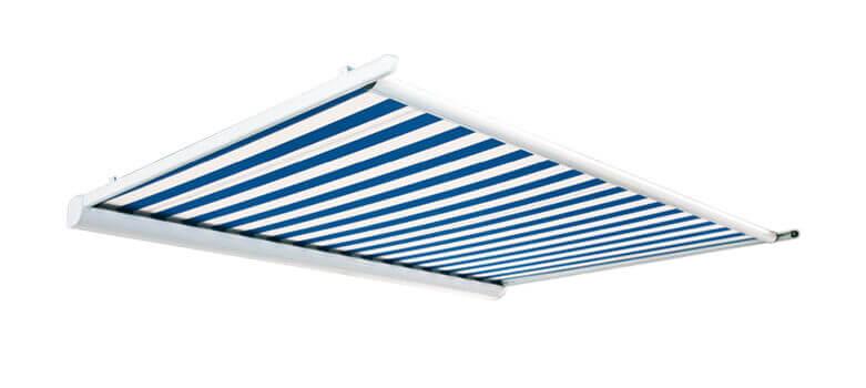Unterglasmarkise UG 100 – Sonnenschutz für Ihr Terrassendach