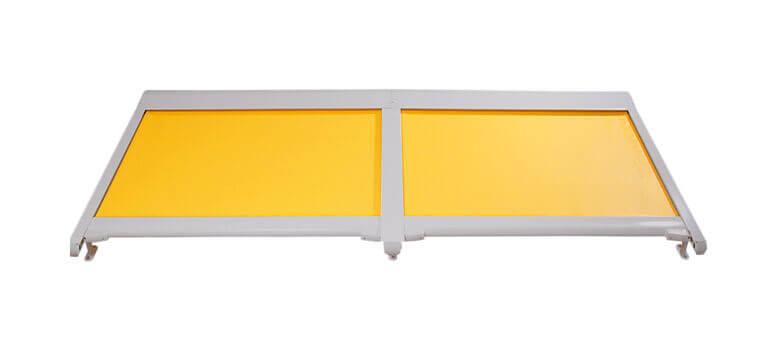 wintergartenbeschattung wgb 150 f r kleine fl chen. Black Bedroom Furniture Sets. Home Design Ideas