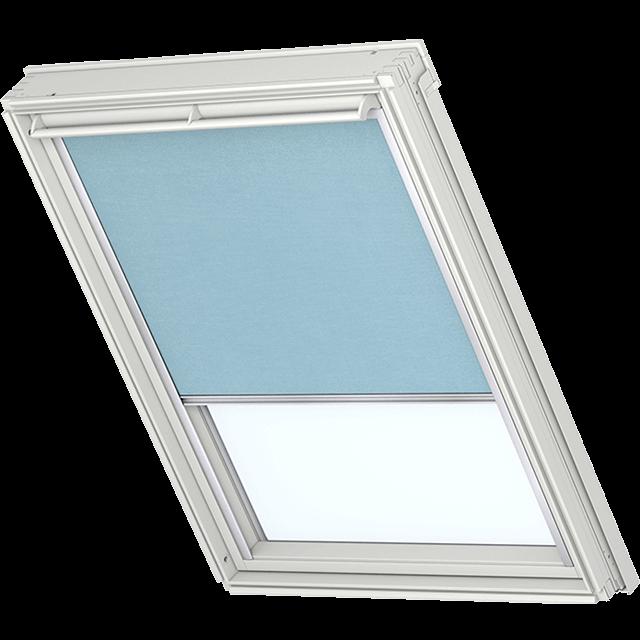 Velux Sichtschutzrollo mit seitlichen Führungsschienen Farbe: 0310