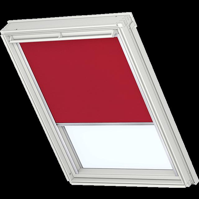 Velux Sichtschutzrollo mit seitlichen Führungsschienen Farbe: 0650