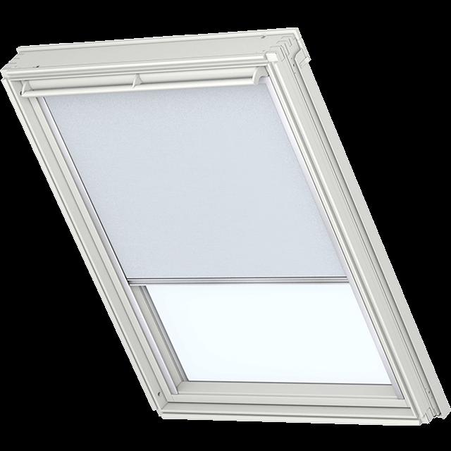 Velux Sichtschutzrollo mit seitlichen Führungsschienen Farbe: 0710