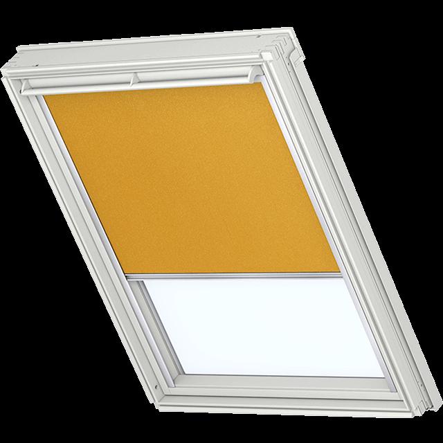 Velux Verdunkelungsrollo Farbe 0855 gelb