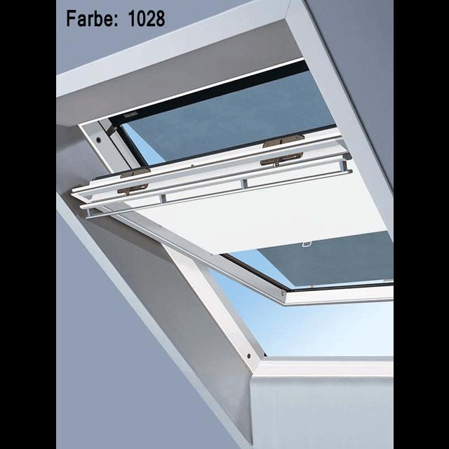 Velux Vorteils-Sets - Markise & Verdunkelungsrollo Farbe: 1028 weiß