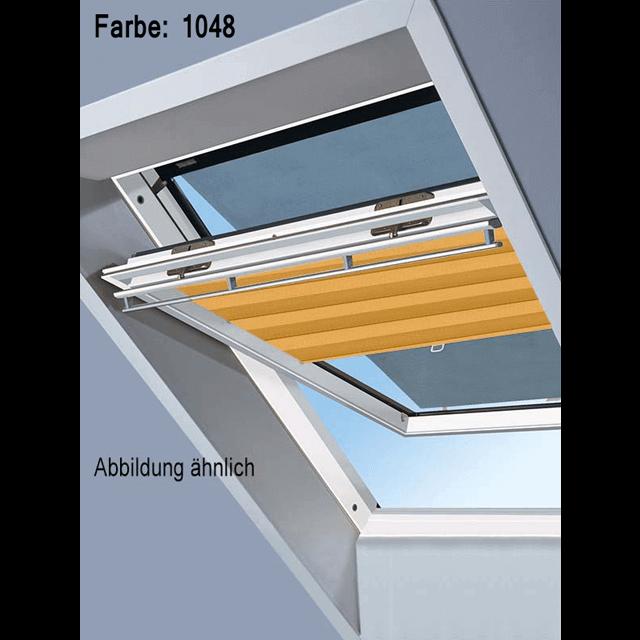 Velux Vorteils-Sets - Markise & Faltstore DuoLine Farbe: 1048 gelb