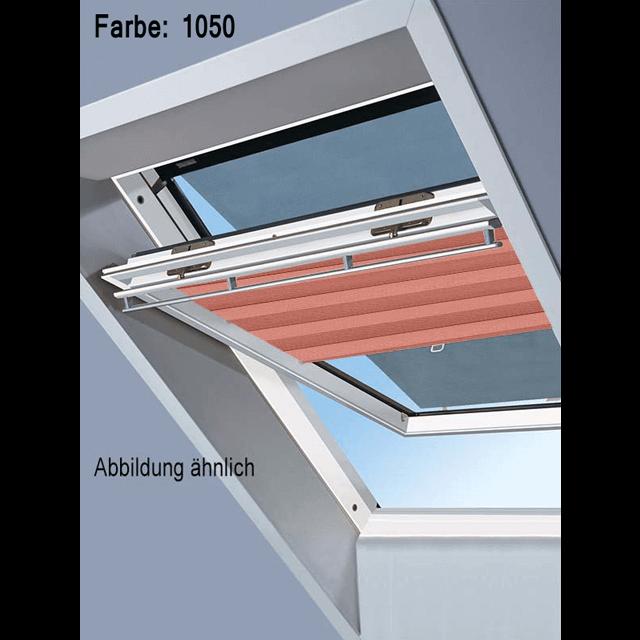 Velux Vorteils-Sets - Markise & Faltstore DuoLine Farbe: 1050 rot