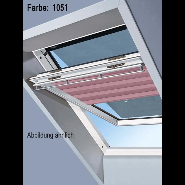 Velux Vorteils-Sets - Markise & Faltstore DuoLine Farbe: 1051 lila