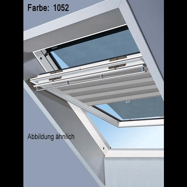 Velux Vorteils-Sets - Markise & Faltstore DuoLine Farbe: 1052 grau