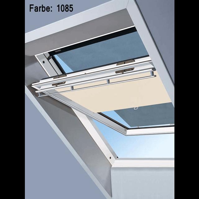 Velux Vorteils-Sets - Markise & Verdunkelungsrollo Farbe: 1085 beige