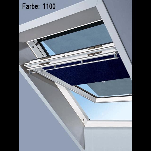 Velux Vorteils-Sets - Markise & Verdunkelungsrollo Farbe: 1100 dunkelblau