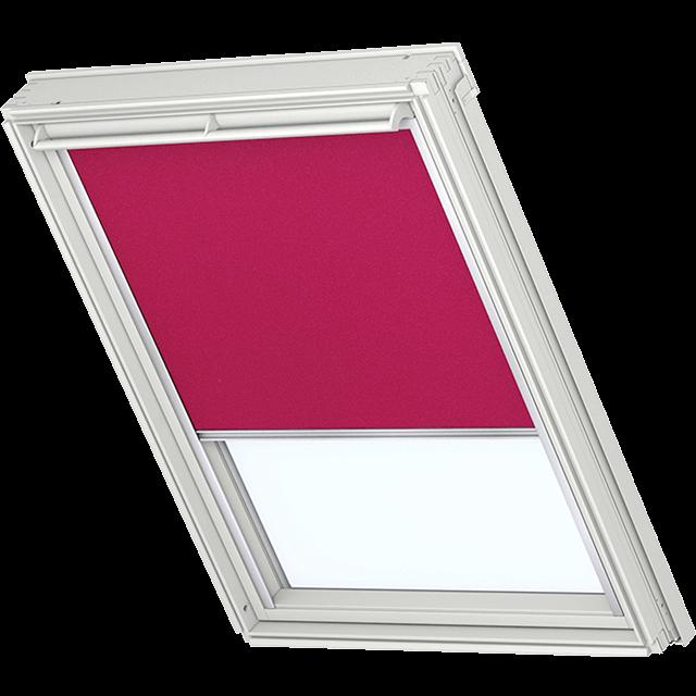 Velux Verdunkelungsrollo Farbe 1455 magenta