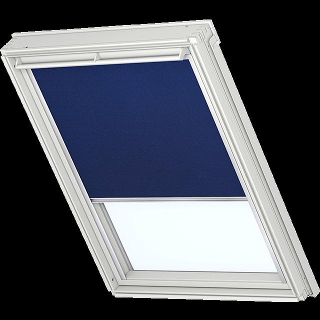 Velux Verdunkelungsrollo Farbe 2055 dunkelblau