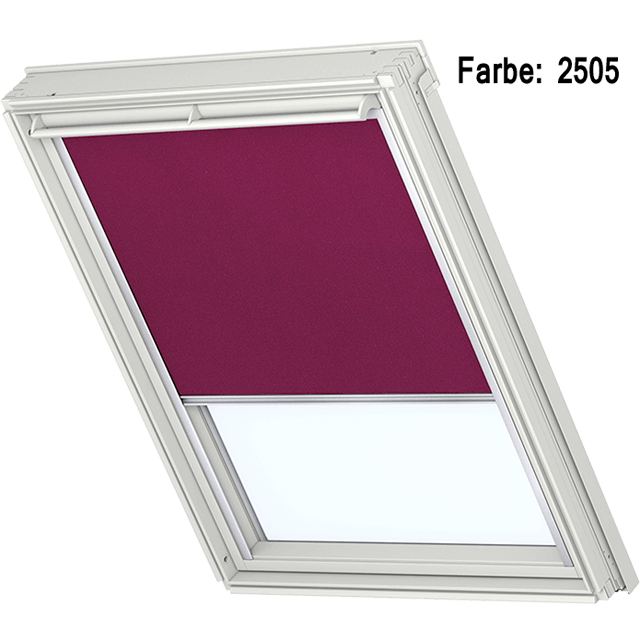 Velux Verdunkelungsrollo Farbe 2505 pink
