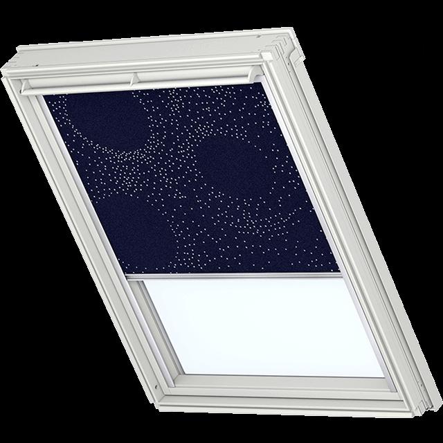 velux verdunkelungsrollos abdunkelungsrollos f r dachfenster. Black Bedroom Furniture Sets. Home Design Ideas