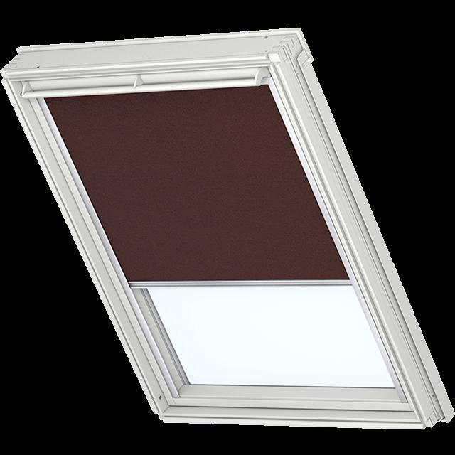 Velux Sichtschutzrollo mit seitlichen Führungsschienen Farbe: 4060
