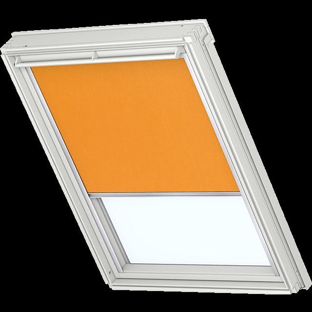 Velux Sichtschutzrollo mit seitlichen Führungsschienen Farbe: 4066