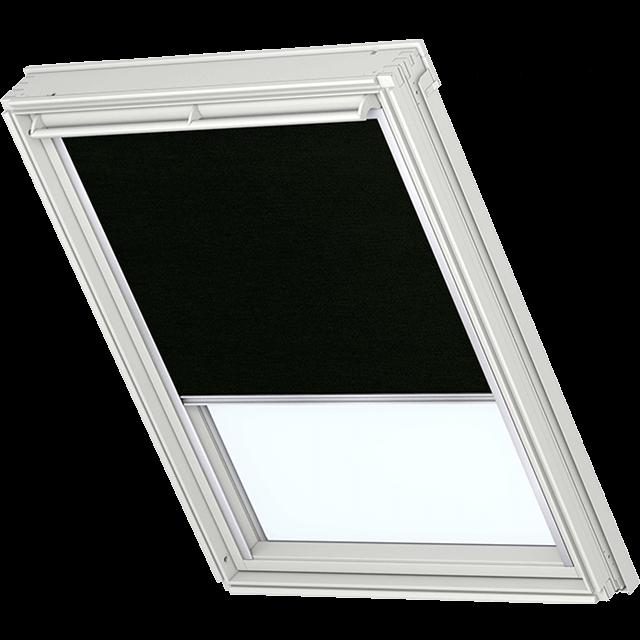Velux Sichtschutzrollo mit seitlichen Führungsschienen Farbe: 4069