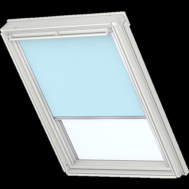 Velux Sichtschutzrollo mit seitlichen Führungsschienen Farbe: 4072