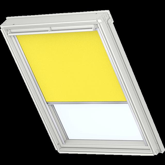 Velux Sichtschutzrollo mit seitlichen Führungsschienen Farbe: 4073