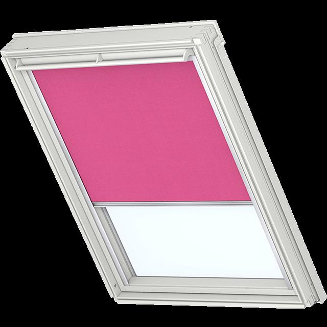 Velux Sichtschutzrollo mit seitlichen Führungsschienen Farbe: 4074