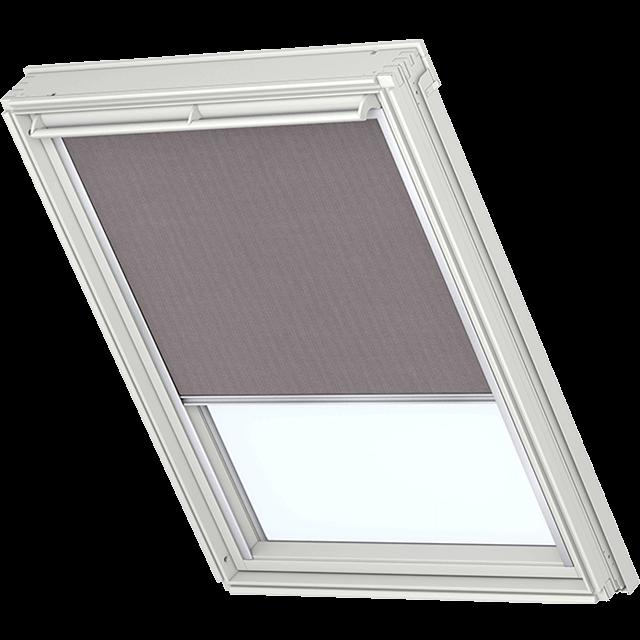 Velux Sichtschutzrollo mit seitlichen Führungsschienen Farbe: 4077