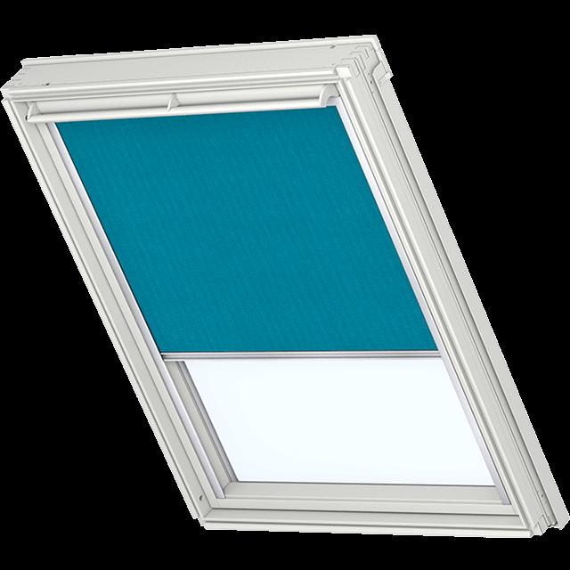 Velux Sichtschutzrollo mit seitlichen Führungsschienen Farbe: 4082