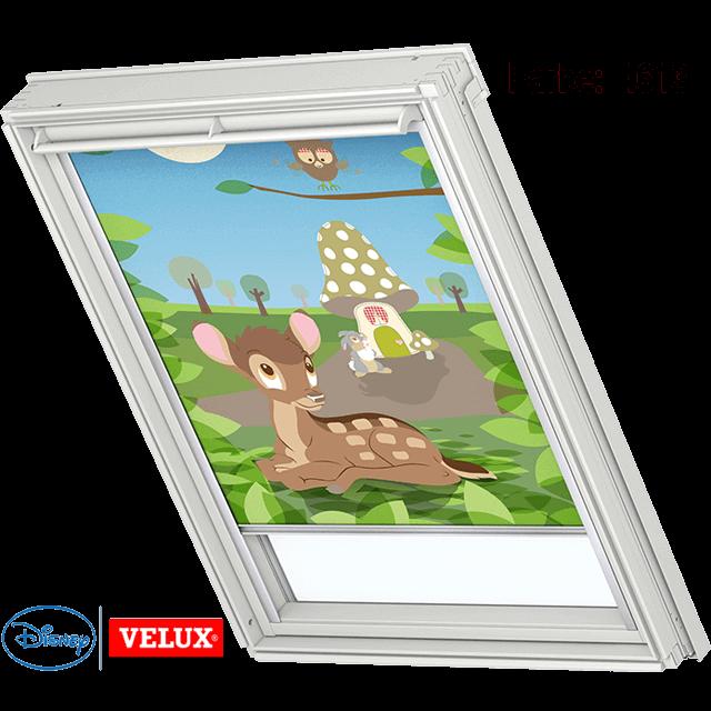 Velux Verdunkelungsrollo mit Disney Motiv 4613 Bambi