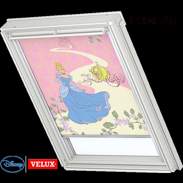 Velux Verdunkelungsrollo mit Disney Motiv 4617 Cinderella