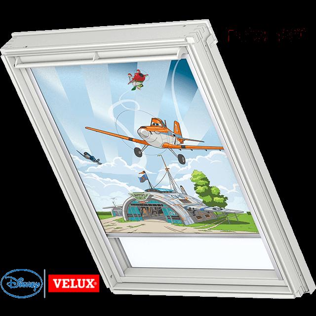 Velux Verdunkelungsrollo mit Disney Motiv 4620 Planes