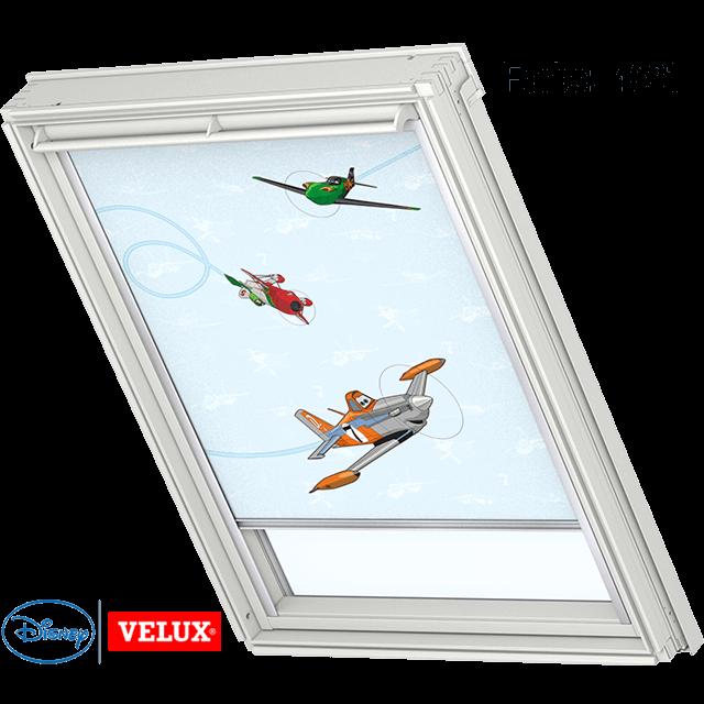 Velux Verdunkelungsrollo mit Disney Motiv 4621 Planes