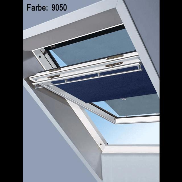 Velux Vorteils-Sets - Markise & Verdunkelungsrollo Farbe: 9050 dunkelblau