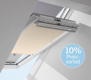 Vorteils-Set Markise & Sichtschutzrollo