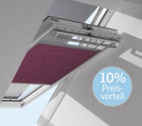 Vorteils-Set Markise & Faltstore DuoLine