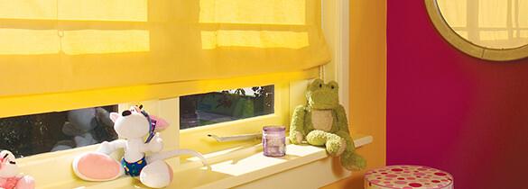 Sichtschutz Kinderzimmer