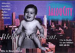 Werbung aus dem Jahr 1997: Bleiben Sie privat, Baby auf dem Topf