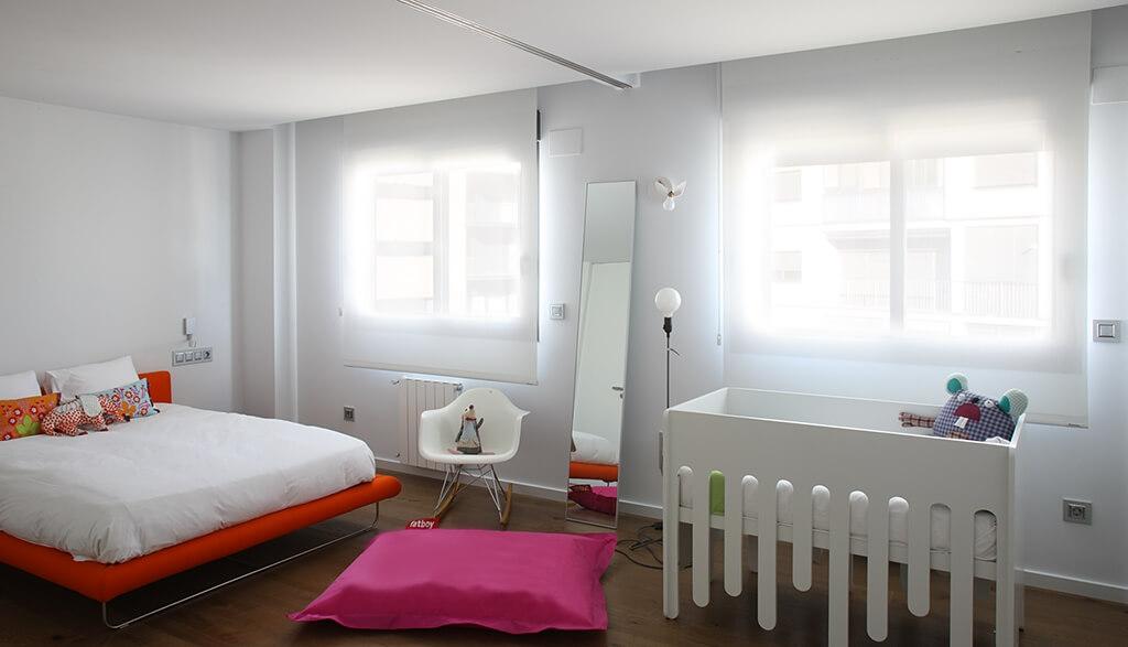 Awesome Rollos Für Schlafzimmer Contemporary - Ideas & Design ...