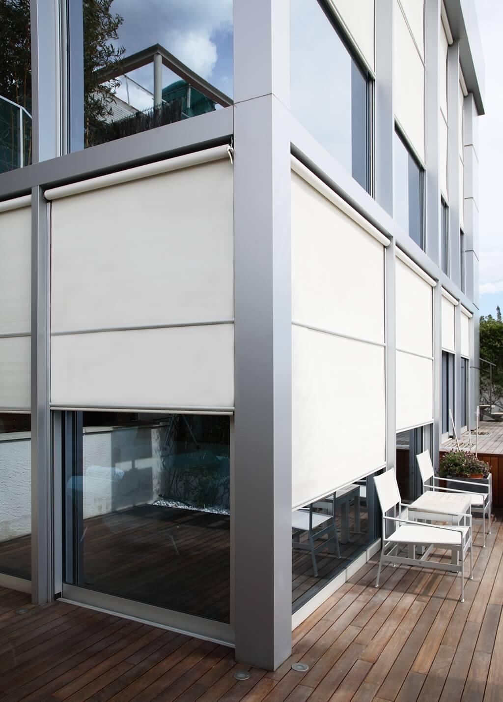 Sonnenschutz für Ihre Terrasse komfortable Schattenspender